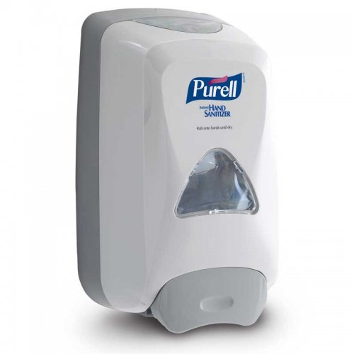 Paper Soap & Sanitiser Dispenser